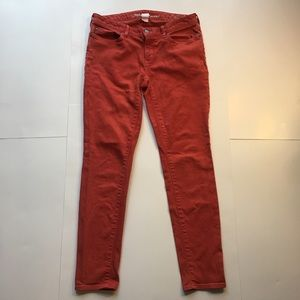 EDDIE BAUER Women's Skinny Jeans Size 8